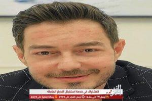 """أحمد زاهر يتصدر استفتاء """"الفجر الفني"""" كأفضل ممثل اليوم الاثنين 25 مايو"""