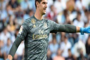 كورتوا : إنضمامي إلى ريـال مدريد كان حلماً