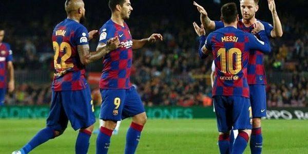 6 لاعبين ممنوعين من اللمس في برشلونة