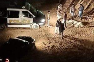 العثور على جثة متحللة بالكامل في ترعة الجبل بالقاهرة (صور)