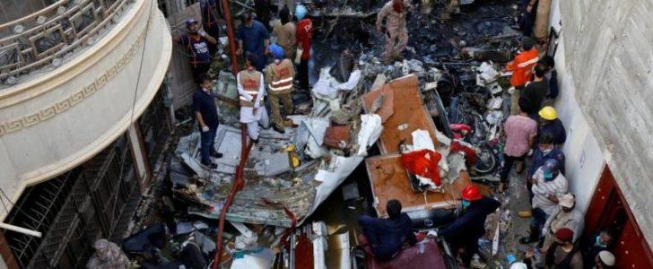 المملكة تعزي في ضحايا طائرة الركاب الباكستانية