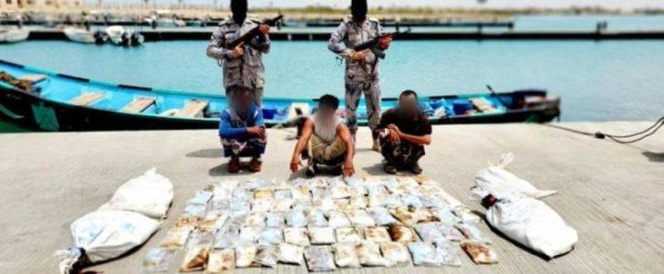 إحباط تهريب 5 أطنان مخدرات وضبط 174 متهما