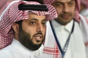 تركي آل الشيخ يتبرع بهدايا الأهلي لصندوق تحيا مصر