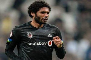 محمد الننى يعود لأرسنال بعد رفض مدرب بشكتاش استمراره مع الفريق