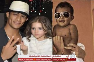 """الواد اسود زى ابوه"".. محمد رمضان ونجله يتعرضان للتنمر"