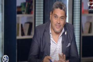 """معتز عبد الفتاح ينضم لفريق برنامج """"90 دقيقة"""" (فيديو)"""
