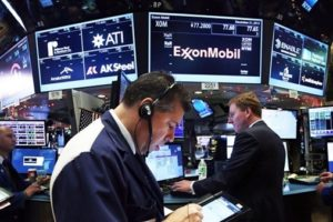البورصة الأمريكية تواصل الارتفاع بالختام بالرغم من استمرار الاحتجاجات