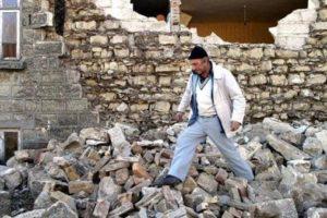 هزة أرضية قوية تضرب منطقة الحدود العراقية الإيرانية