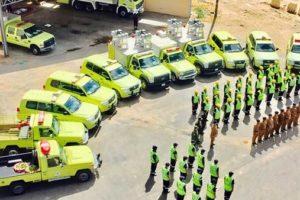 الباحة.. الدفاع المدني يُحذر من التقلبات الجوية المرتقبة