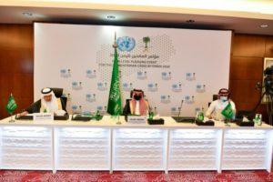 """خلال مؤتمر المانحين.. المملكة تعلن دعم اليمن بـ 500 مليون دولار لمواجهة """"كورونا """""""