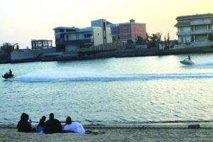 عودة الأنشطة البحرية لشواطئ جدة
