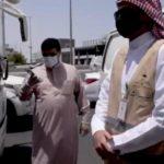 مغادرة معتمري اليمن عبر منفذ الوديعة