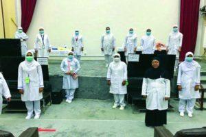 تدريب 83 طبيبا و273 ممرضا على الحالات الحرجة