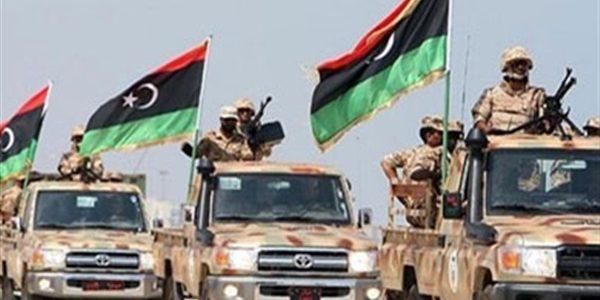 عاجل.. الجيش الليبي يسيطر على منطقة جديدة