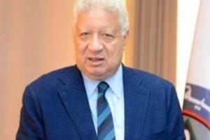 مرتضى منصور : لن أعلن صفقات إلا وعقود اللاعبين في يدي