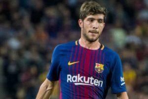 مانشستر سيتي يترقب وضع سيرجي روبيرتو مع برشلونة