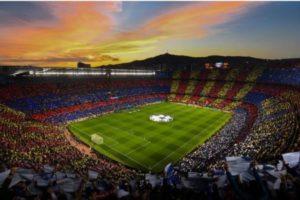 رابطة الدوري الإسباني تستعين بصورة افتراضية للجماهير أثناء إذاعة المباريات